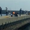 波切(なきり)港、堤防のジギング、サビキ釣り