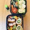 揚げ物色々弁当と冷凍食品