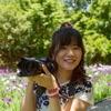 【花しょうぶ園】2万本が咲き誇る無料スポット(土日は湯茶サービスも有)