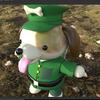 犬のおまわりさんの3Dモデルを作ろう!(substance painter編)8