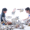 STELLA KID(ステラキッド)【遊びの紹介】新聞紙遊び