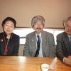 コロンビア大学C.V.スター東亜図書館から野口幸生さんが日芸訪問