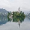 クロアチア・スロヴェニア旅行記 2016 (9) ブレッド湖