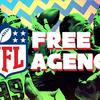 NFL選手の契約、フリーエージェントについて