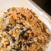 【1食114円】ひじきザーサイ鮭チャーハン液体塩こうじ味の作り方