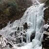 紅葉谷氷瀑2018再再訪は最強氷瀑でした(その1)七曲滝