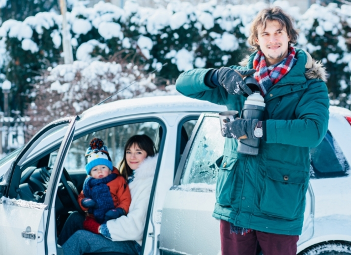 雪道の運転前にチェック! 雪道ドライブを安全に楽しむためのコツと注意点