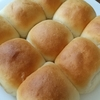 ちぎりパンを作ってみました