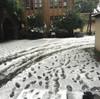 雪で大混乱の月曜朝@18日月曜日
