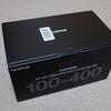 富士フイルム FUJINON XF 100-400mm 購入!