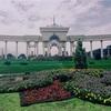 カザフスタン初代大統領公園