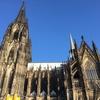 駅近の観光名所 ケルン大聖堂#1 塔を登る