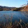 上信電鉄沿線の水辺散策(大塩湖、青岩公園)2018.12.15