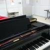 格安のピアノスタジオでグランドピアノ弾いてきました