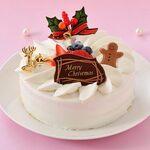 【2018年版】人気のケーキ屋さん大集合!福井県でおすすめのクリスマスケーキ屋さん5選