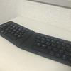 【iClever IC-BK06】文字盤が斜め配置のBluetooth折りたたみ式キーボードが楽でおすすめ【手荒れ防止】