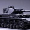 ハセガワ MT42 1/72 ドイツ 4号戦車F2型レビュー