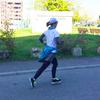 洞爺湖マラソン前の最後のペース走15km