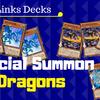 【デュエルリンクス】ドラゴン特殊召喚しまくり脳筋デッキが超絶楽しい件!!