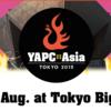 YAPC::Asia 2015 行ってきました