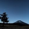 朝霧高原の初冬