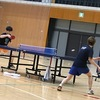 明日から三重県卓球選手権兼東京選手権予選
