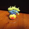 リトルグリーンメングッズ(ガチャ)_3Dムービーフィギュアコレクション