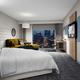 IHGクラウンプラザホテルの宿泊ルーム「ワークライフ・ルーム」が米国特許を取得