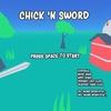 Chick'N Sword 剣とテレポートを使う鶏の防衛アクション