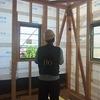 尾道市の家 検査機関JIOによる躯体検査、防水検査
