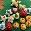 【クリスマスオーナメント】100均ダイソーのフェルトでおしゃれに手作り