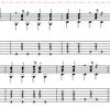 ニッチなギターテクニック練習研究(007):モノトニックベース・オルタネティングベース・ウォーキングベース