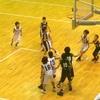 東海市小学校バスケットボール大会 第1試合