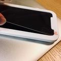 【iPhone X】誰でもミスなく綺麗に貼れる!Nimaso 強化ガラス保護フィルムレビュー!