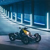 ● 一度乗ったらやみつきになる900ccの3輪モーターサイクル Cam-Am 「Ryker」