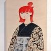 清澄白河のギャラリーondoで千海博美さんの個展を見ました。