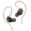 【Chi-fi earphone review】BQEYZ Spring 2: A clear sound with excellent resolution that has good layering and gentle low range, lustrous and colorful midrange, and crisp high range. Build quality is also high, and its cost performance is good at under $200.