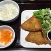 カジュアルフレンチのお店 満腹カフェ ふるはうすのランチタイムメニューは、カフェ飯です。 @ 満腹カフェ ふるはうす
