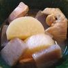 鶏胸肉と大根とこんにゃくの煮物