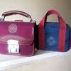 学校指定の学生鞄とサブバッグのミニチュアリメイク