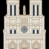 【悲報】ノートルダム大聖堂の火事を観ながら『魂のアベマリア大合唱』をするパリ市民・・・・