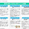 『 #食育 で身につけたいポイントと目標 #長崎県食育推進県民会議 』