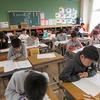 6年生:全国学力テスト