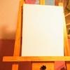 真っ白のキャンバスに何を描こうー?