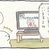 4コマ漫画「うさぎさん」