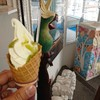 ポルトポルテでランチ&ソフトクリームを