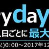 今月も開催!Everyday Edyキャンペーン!