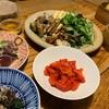 5種の肉巻き野菜と2種の朝採りとうもろこし【目下私は修行中】