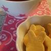 大阪ウサギクッキーとイギリス紅茶~