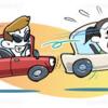 あおり運転、ドライブレコーダーの映像により逮捕